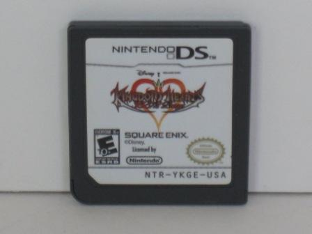 Kingdom Hearts 358/2 Days - Nintendo DS Game
