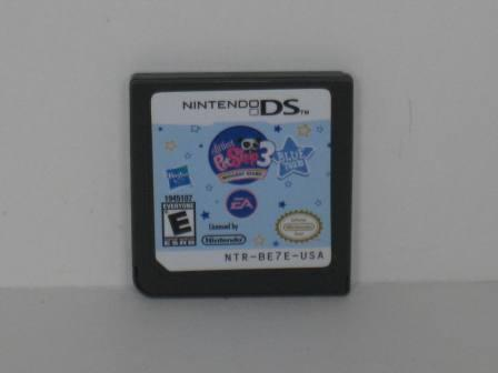 Littlest Pet Shop 3: Biggest Stars Blue Team - Nintendo DS Game