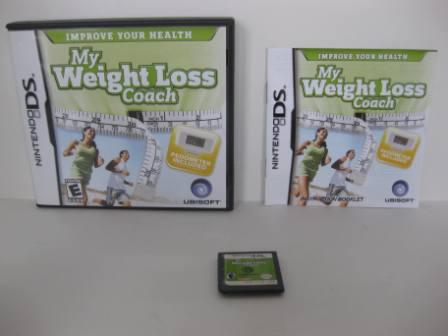 My Weight Loss Coach - Nintendo DS Game