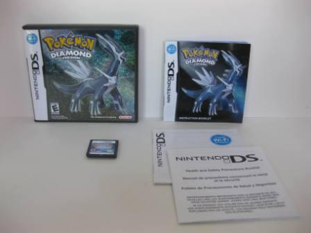 Pokemon Diamond - Nintendo DS Game