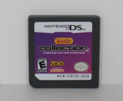 Puzzler Collection - Nintendo DS Game