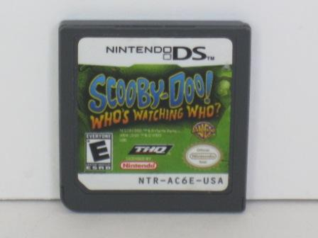 Scooby Doo! Whos Watching Who? - Nintendo DS Game