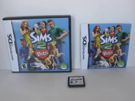 Sims 2, The: Pets (CIB) - Nintendo DS Game