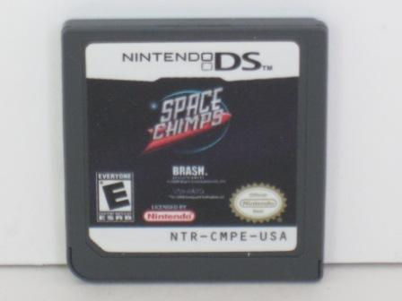 Space Chimps - Nintendo DS Game