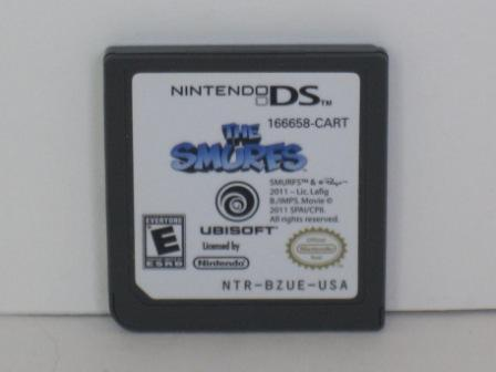 The Smurfs - Nintendo DS Game