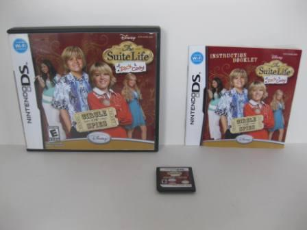 The Suite Life of Zack Cody: Circle of Spies - Nintendo DS Game