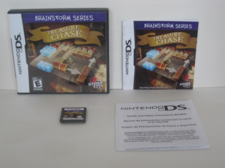 Treasure Chase (CIB) - Nintendo DS Game