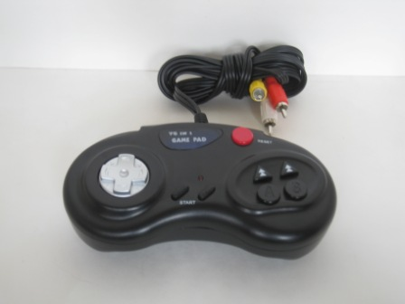 75 in 1 Game Pad - Plug & Play TV Game