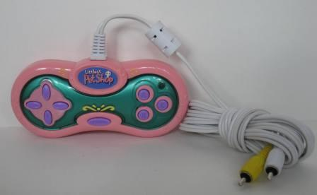 Littlest Pet Shop (2007) - Plug & Play TV Game