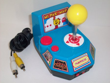 Namco Ms. Pac-Man - Plug & Play TV Game