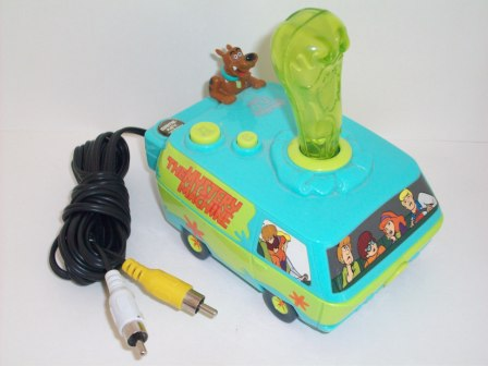 The Mystery Machine Scooby-Doo w/ Game Key - Plug & Play TV Game