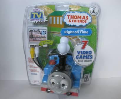 Thomas & Friends: Right on Time (SEALED) - Plug & Play TV Game