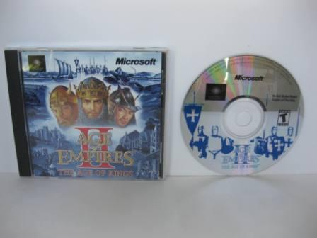 Age of Empires: The Age of Kings (CIB) - PC Game