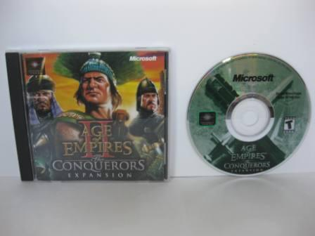 Age of Empires: The Conquerors Expansion (CIB) - PC Game
