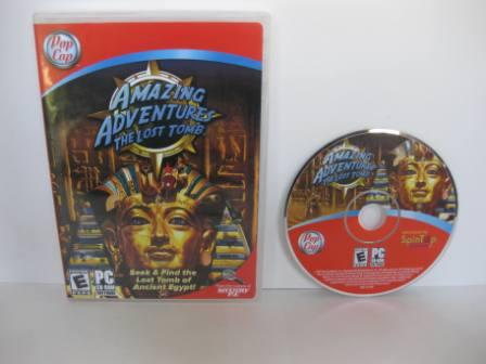 Amazing Adventures - The Lost Tomb (CIB) - PC Game