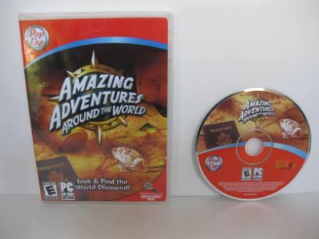Amazing Adventures Around the World (CIB) - PC Game