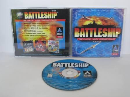 Battleship (CIB) - PC Game