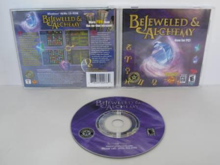 Bejeweled & Alchemy (CIB) - PC Game