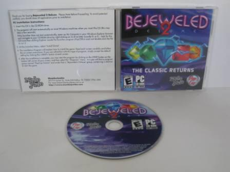 Bejeweled 2 Deluxe: The Classic Returns (CIB) - PC Game