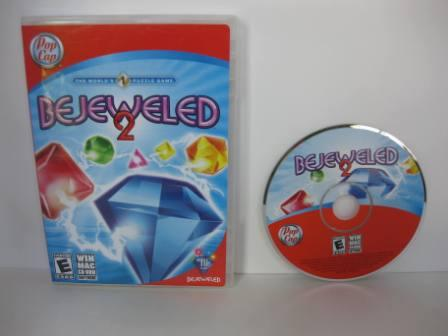 Bejeweled 2 (CIB) - PC/Mac Game
