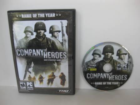 Company of Heroes (Boxed - no manual) - PC Game