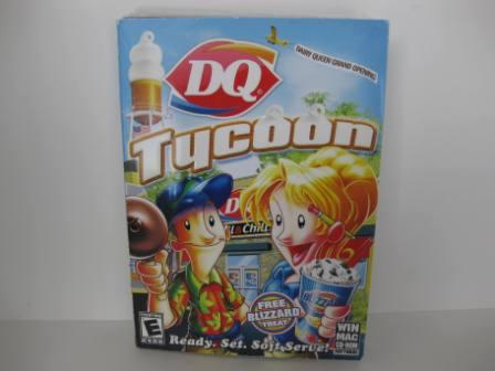 DQ Tycoon (SEALED) - PC/Mac Game