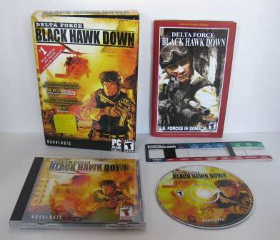 Delta Force Black Hawk Down (CIB) - PC Game