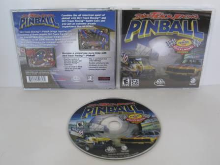 Dirt Track Racing Pinball (CIB) - PC Game
