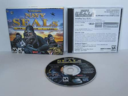 Elite Forces NAVY SEALs (CIB) - PC Game