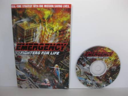 Emergency: Fighters For Life (w/ Manual) - PC Game