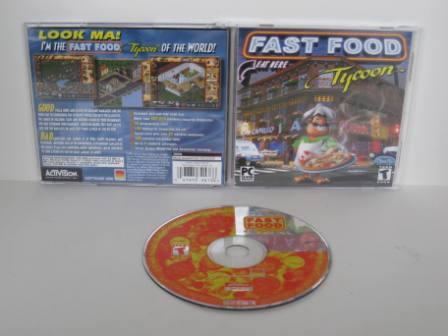 Fast Food Tycoon (CIB) - PC Game