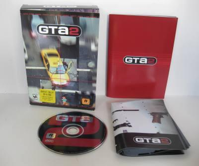 Grand Theft Auto 2 - GTA2 (CIB) - PC Game