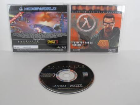 Half-Life: Game of the Year Edition (CIB) - PC Game, Just Go