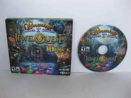 Jewel Quest - 10 Pack (CIB) - PC Game