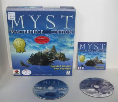 MYST: Masterpiece Edition (CIB) - PC Game