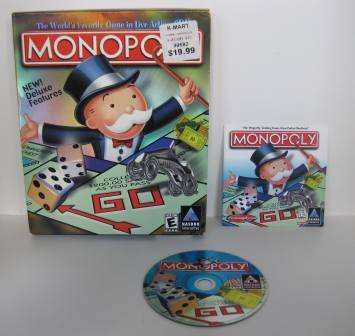 Monopoly (CIB) - PC Game