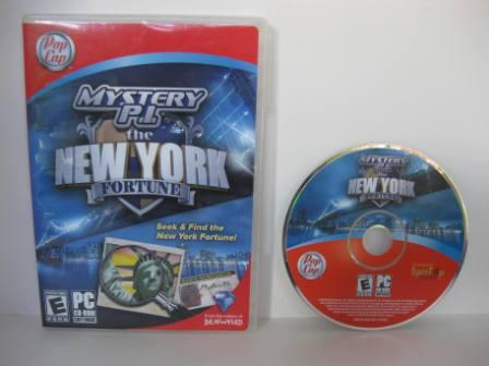 Mystery P.I. The New York Fortune (CIB) - PC Game