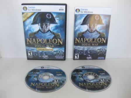 Napoleon Total War: Limited Edition (CIB) - PC Game