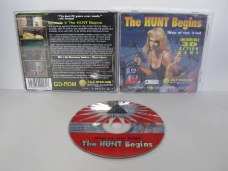 Rise of the Triad: The Hunt Begins (CIB) - PC Game