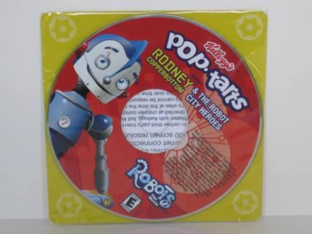 Rodney Copperbottom & The Robot City Heroes (SEALED) - PC Game