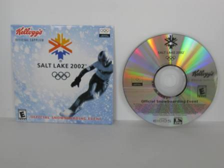 Salt Lake 2002: Official Snowboarding Event (CIB) - PC Game