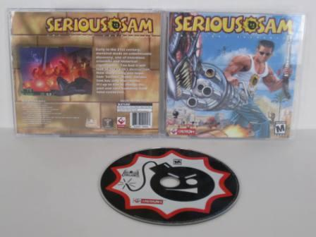 Serious Sam: The First Encounter (CIB) - PC Game