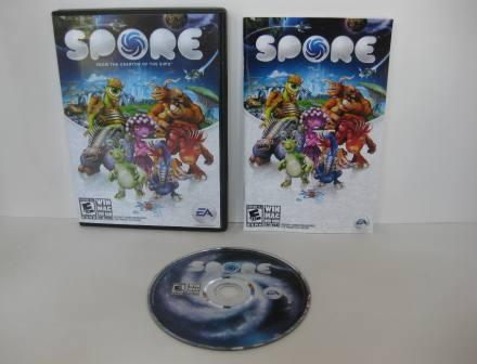 Spore (CIB) - PC/Mac Game