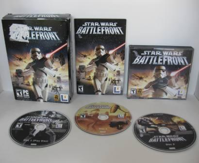 Star Wars Battlefront (CIB) - PC Game