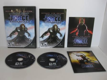 Star Wars: The Force Unleashed (Sith Edition) (CIB) - PC Game