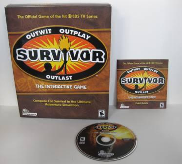 Survivor (CIB) - PC Game