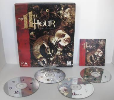 The 11th Hour: The Sequel to The 7th Guest (CIB) - PC Game