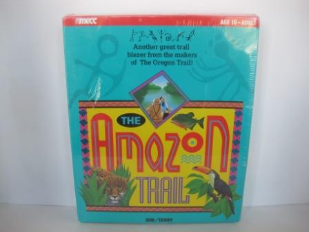 The Amazon Trail IBM/Tandy/DOS (SEALED) - PC Game