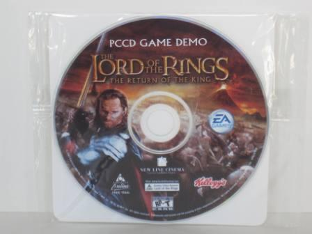 The Lord of the Rings:Return of the King DEMO (SEALED) - PC Game