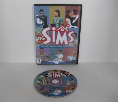 The SIMS (CIB) - PC Game